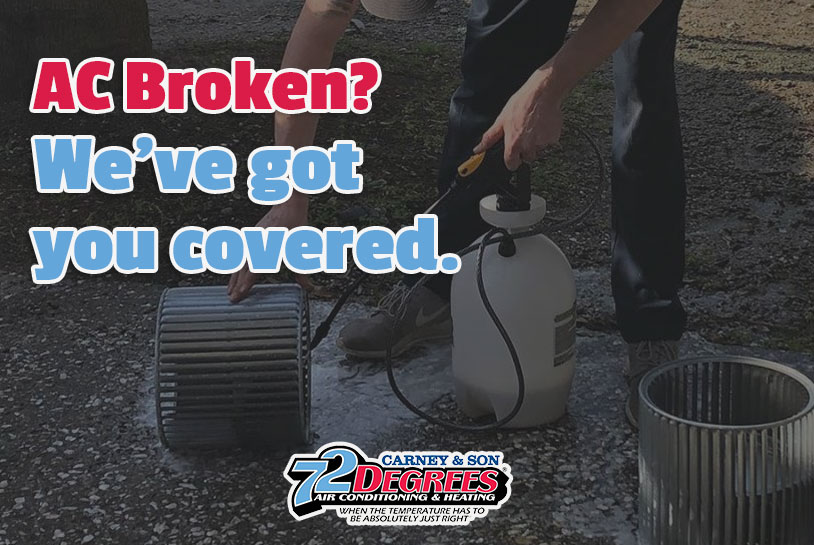 AC Broken? Call Us To Get Your Air Conditioning Repaired Quick!