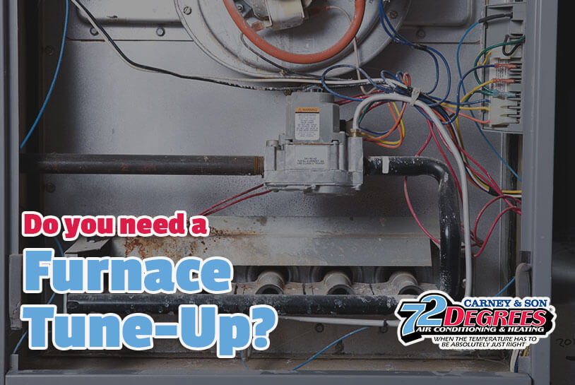 Does Your Furnace Need a Tuneup?