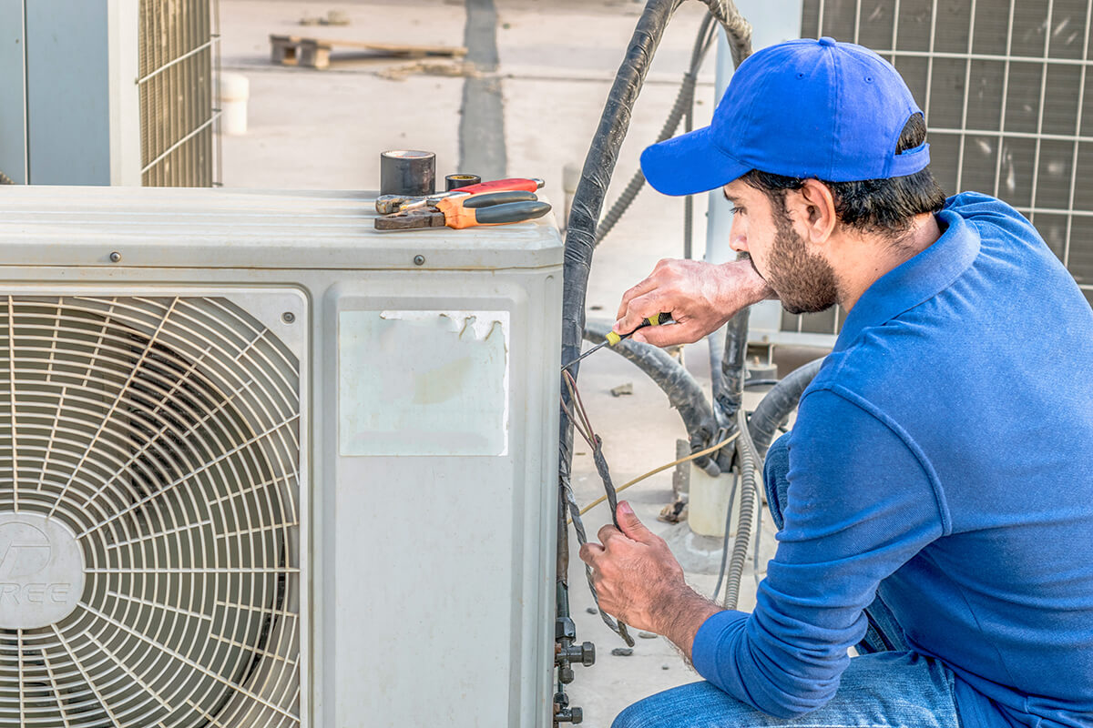 Is it Possible to Just Replace the Outside Portion of Your Air Conditioning System?